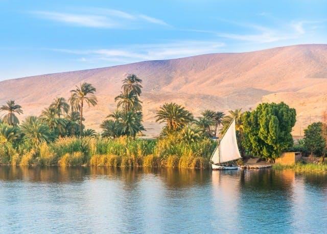 Ägypten: 2 Personen - 2 Wochen - 5* Hotel mit All In & Nilkreuzfahrt mit VP inkl. Flügen