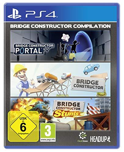 Bridge Constructor Compilation (PS4) für 4,99€ (Amazon Prime & Saturn & Media Markt)