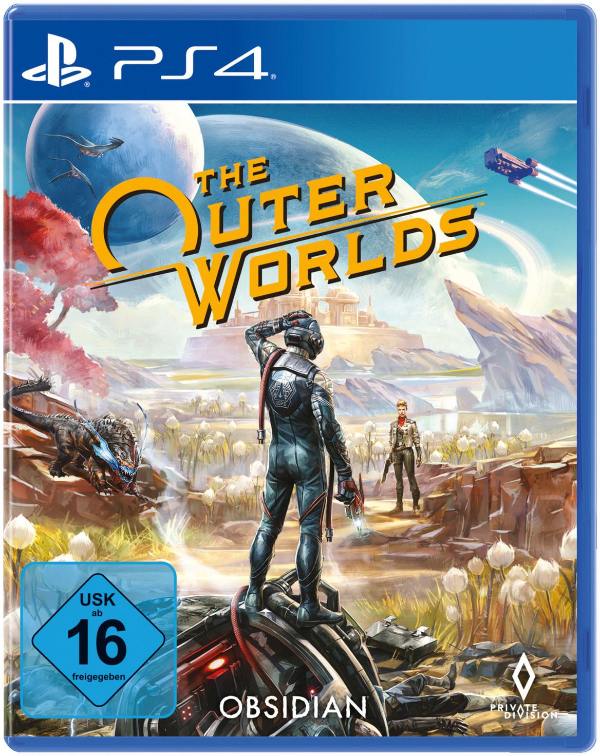 GDD Gaming: z.B. The Outer Worlds für 25€ bei Marktabholung [PS4 & Xbox One] | Sid Meier's Civilization VI - 25€ | NBA 2K20 - 16€