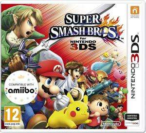 Super Smash Bros. (3DS) für 22,55€ (Amazon UK)