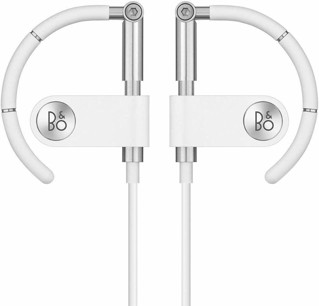Bang & Olufsen Earset (2018): Kopfhörer mit Ohrbügel (USB-C, 5h Akku, Anpassungssystem)