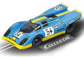 [RAKUTEN] Carrera Evolution Porsche 917K Gesipa Racing Team, No.54 / Carrera