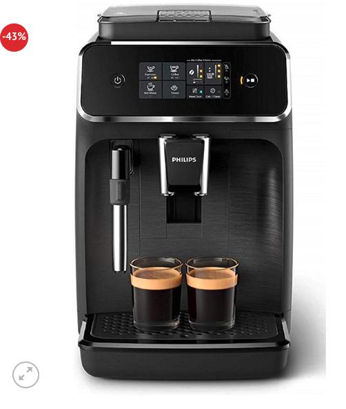 DealClub Kaffeevollautomaten Ausverkauf unter anderem mit der Philips EP2220/10