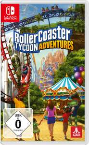 RollerCoaster Tycoon: Adventures (Nintendo Switch) [Netgames]