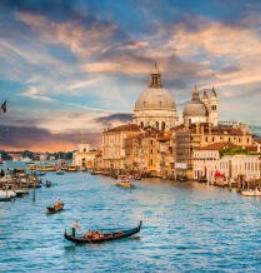 Kurztrip nach Italien: Hin und Rückflug von Stuttgart nach Venedig für 3,82€ (März)