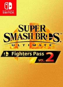 Super Smash Bros Ultimate - Fighters Pass Vol. 2 (Nintendo Switch)