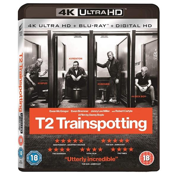 T2 Trainspotting (4K UHD + Blu-ray) für 10,99€ (Shop4de)