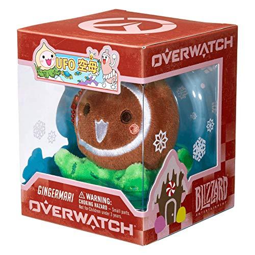 Overwatch Pachimari Gingermari Plüschfigur für 5€ (Amazon Prime & Media Markt)
