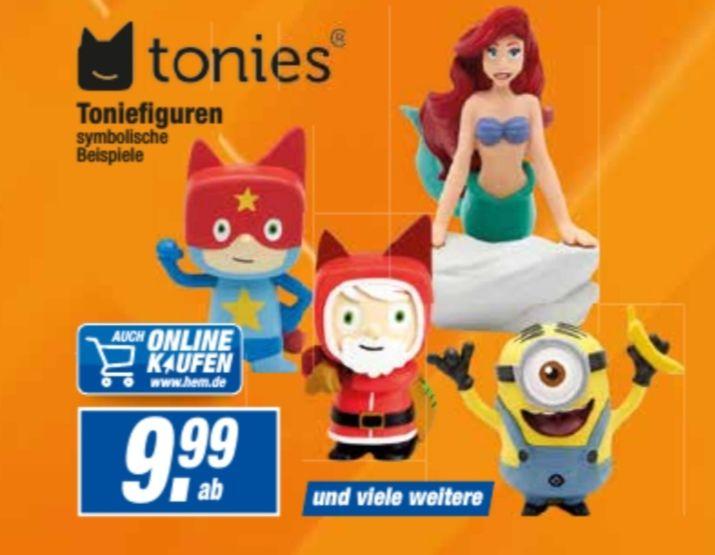 [Lokal Expert Singen] Tonies Hörspiel-TonieIch - einfach unverbesserlich 1 & Disney Arielle: Die Meerjungfrau für je 9,99€