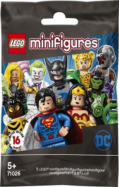 LEGO® Minifigures 71026 DC Super Heroes + Kostenloser Versand + Payback + Shoop
