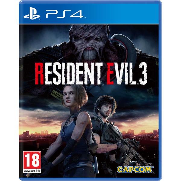 Resident Evil 3 Remake (Vorbesteller) - PS4