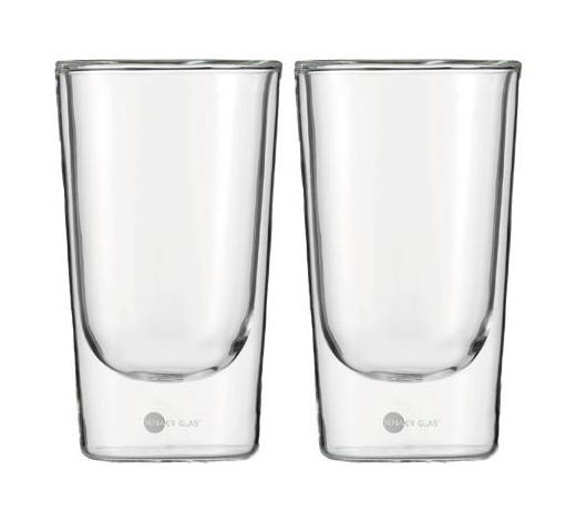 Schott Zwiesel 2er-Set Jenaer Glas hot'n cool (Thermoglas, Doppelwandig, 352 ml) [XXXLutz Abholung]