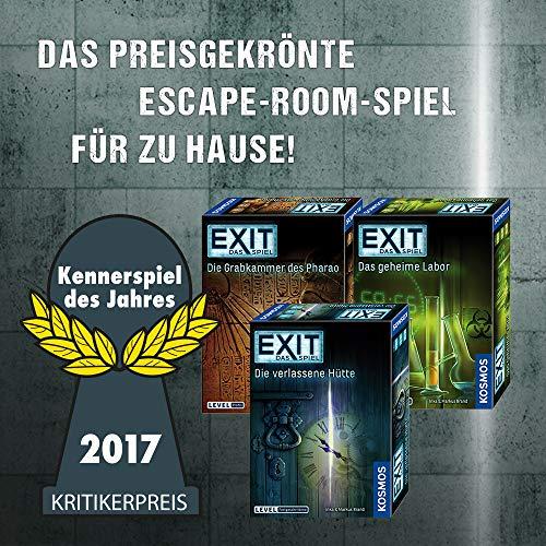 [Amazon Prime] Diverse Exit-Spiele von Kosmos im Angebot