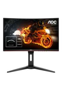 AOC C27G1 (Monitor, FHD, 144hz, Free-Sync, VA-Panel, 1ms Reaktionszeit, Curved)