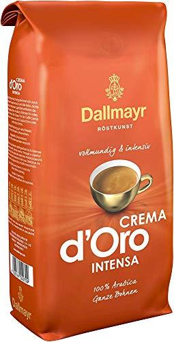 [AMAZON Prime] Dallmayr Kaffee Crema d'oro Intensa Kaffeebohnen 1Kg