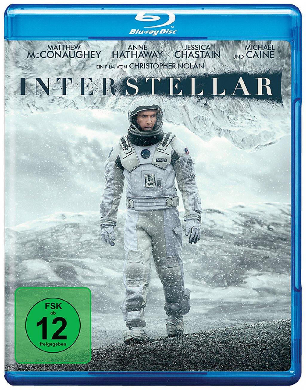 Interstellar (Blu-ray) für 3,87€ (Dodax)