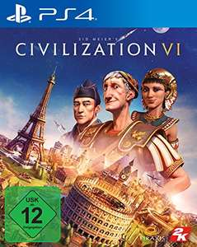 Sid Meier's Civilization VI (PS4 & Xbox One) für je 25€ (Amazon Prime)