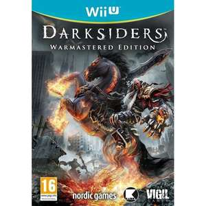Darksiders Warmastered Edition (Wii U) für 6,90€ (Shop4DE)