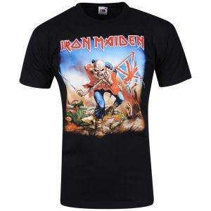 (UK) Iron Maiden - The Trooper (und weitere T-Shirts) ab ca. 9.34€ @ Zavvi