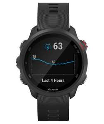 Garmin Forerunner 245 Music mit schwarzem Armband ( zusätzl. 6% Shoop möglich)