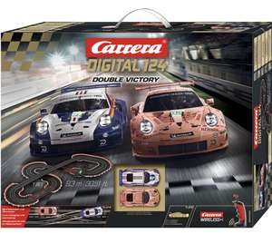 Carrera Digital 124 Double Victory bei Rakuten