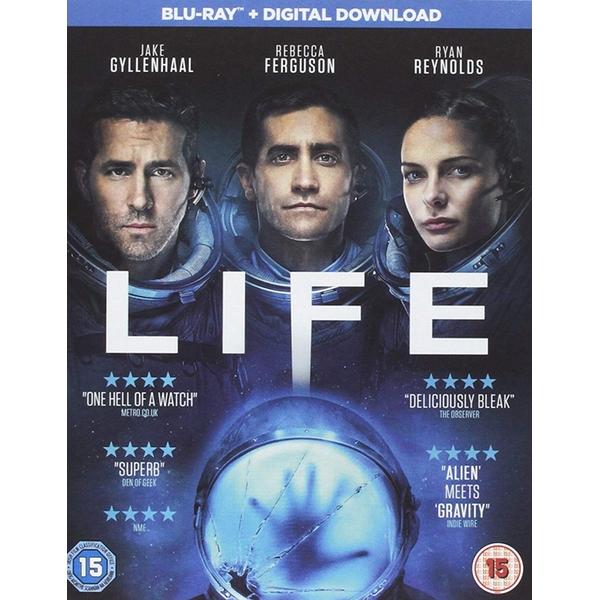 Life (Blu-ray) für 3,49€ inkl. Versand (Shop4de)
