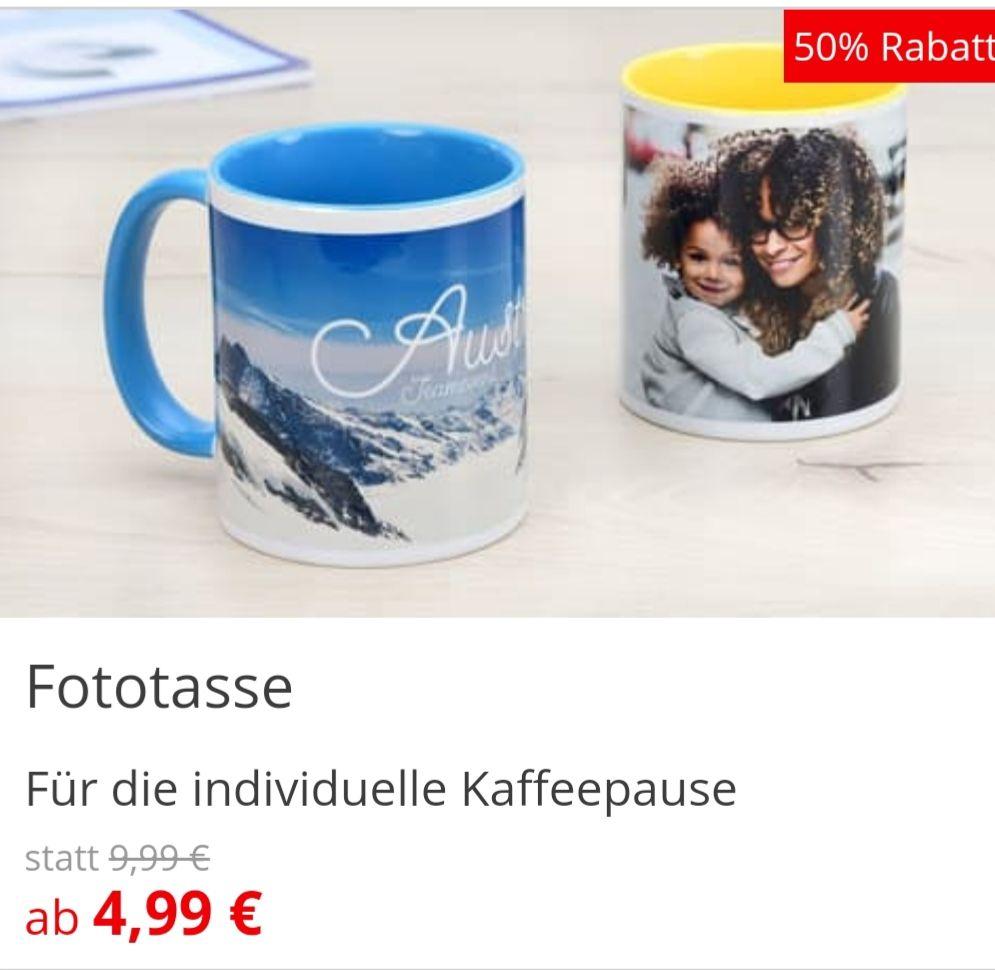 Fototasse mit Panoramadruck für 4,99€ inkl. Versand