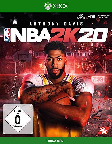 NBA 2K20 (Xbox One) für 16,04€ (Amazon Prime)