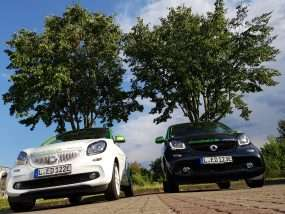 Nextmove E-Auto-Abo - z.b. smart fortwo EQ 249€ / 12 Monate / 12tsd km / 1.000 VK