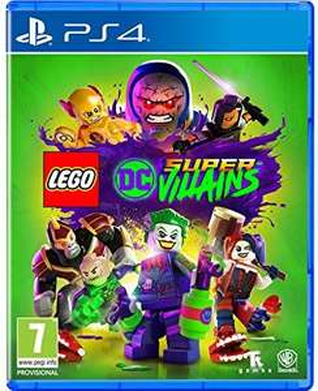 LEGO DC Super-Villains (PS4) für 17,42€ (Amazon ES)
