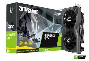 ZOTAC GeForce® GTX 1660 AMP! 6GB (MM Ebay & Saturn