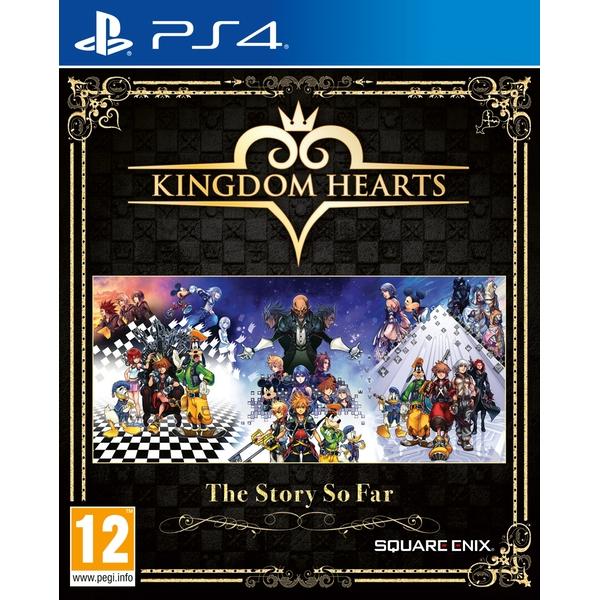 Kingdom Hearts: The Story So Far (PS4) für 17,99€ (Shop4DE)