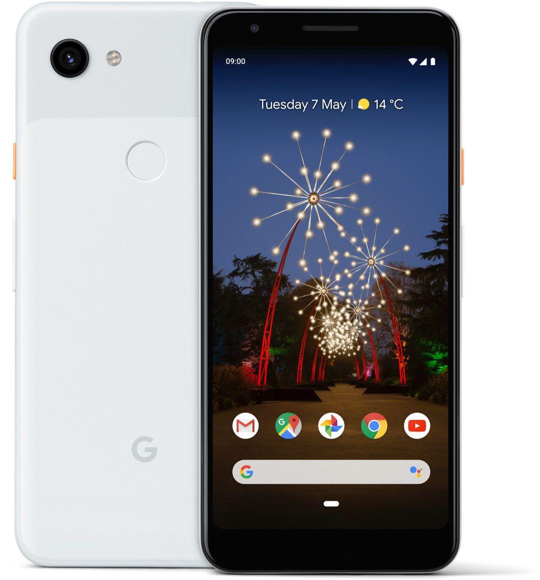 Google Pixel 3a im Debitel Vodafone (6GB LTE bis 50Mbit, Allnet) mtl. 11,99€ und einmalig 49€