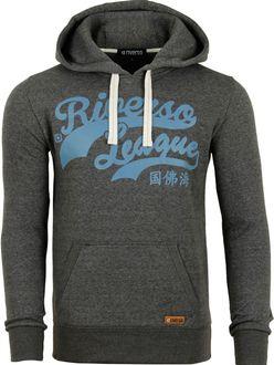 Top Deals der Woche, bis zu 75% sparen, z.Bsp. RIVERSO Herren Kapuzenpullover Hoodie für 14,95€ bei [Jeans Direct]