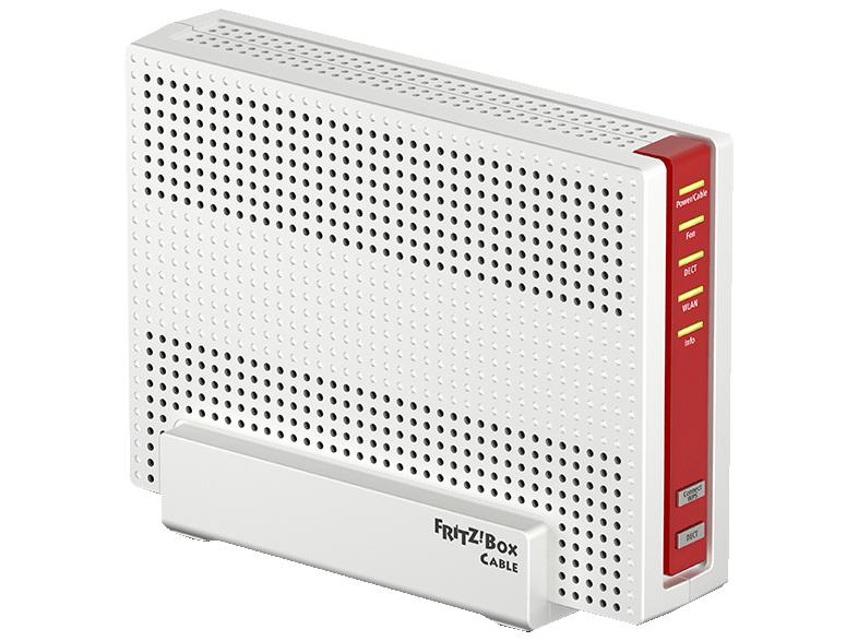 [Mediamarkt] AVM FRITZ!Box 6590 Cable - WLAN Mesh Router mit Kabelanschluss (max. MBit/s 1.733 + 800) für 179,99€