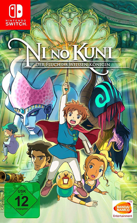 Ni no Kuni: Der Fluch der Weißen Königin (Switch)