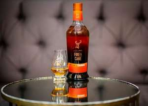 """Glenfiddich Experimental Series Nr. 4 """"Fire & Cane"""" [Whisky / Whiskey / Cola]"""