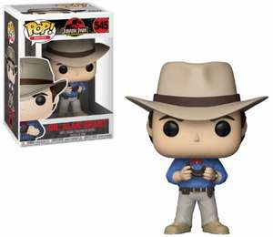 POP! Movies: Jurassic Park - Dr. Alan Grant [Bücher.de]