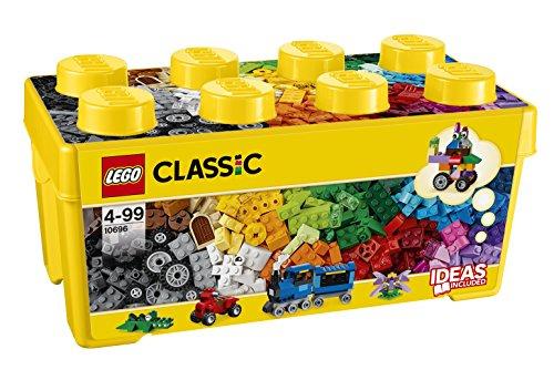 LEGO Classic - Mittelgroße Bausteine-Box - 10696 [Amazon Prime]