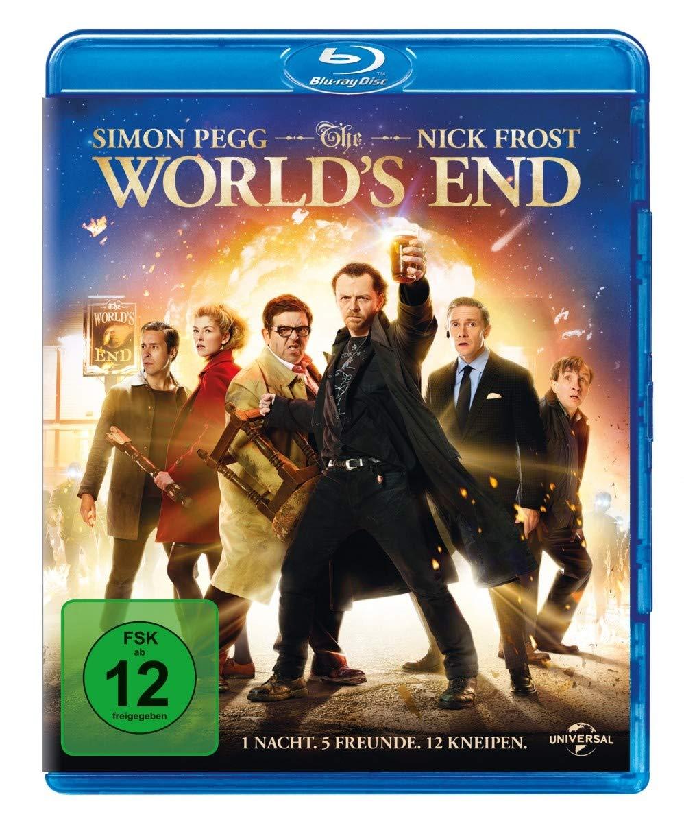 The World's End (Blu-ray) für 3,66€ (Dodax)