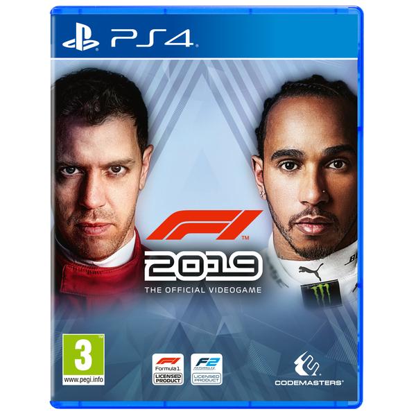 F1 2019 (PS4) für 28,70€ (Shop4DE)