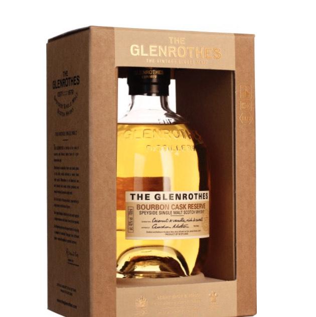 D12 Donnerstagsdeal. The Glenrothes Bourbon Cask Reserve. Single Malt Whisky