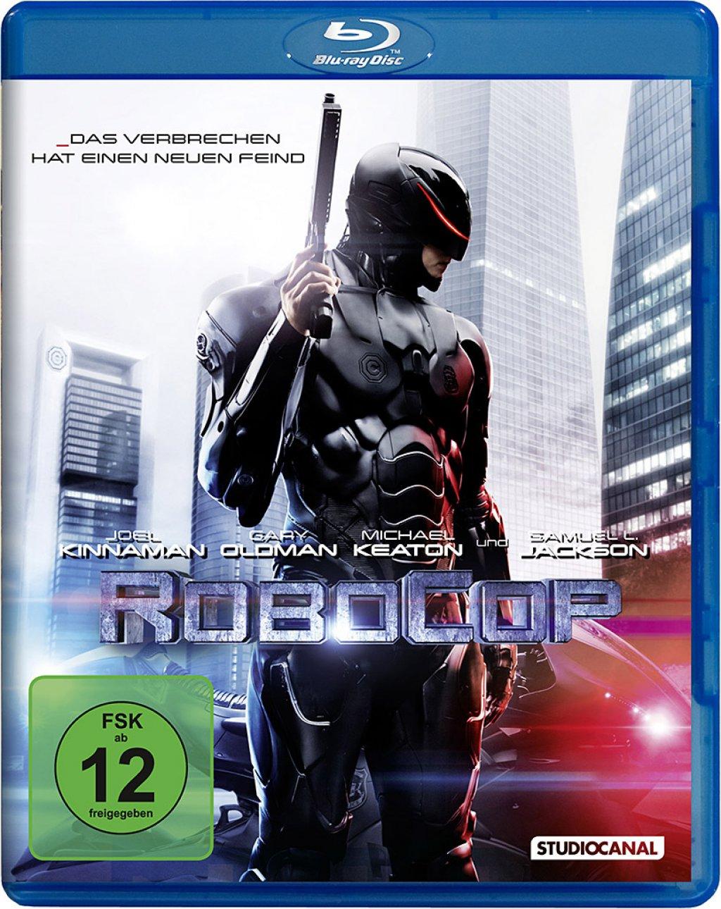 RoboCop (Blu-ray) für 3,72€ (Dodax)