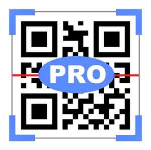 QR- & Barcode-Scanner PRO (4,6* >100.000 Downloads) [Android-Freebie]