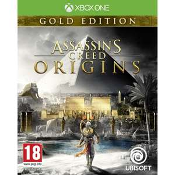 Assassin's Creed: Origins Gold Edition (Xbox One) für 26,98€ (Shop4DE)