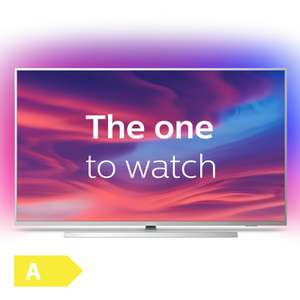 Philips 50PUS7394 50 Zoll 4K Ultra HD LED Smart TV - 3fach Ambilight HDR/ HDR10+, Dolby Vision, Android TV