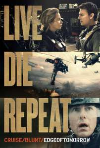 [iTunes/Apple TV] Live Die Repeat: Edge of Tomorrow (4K, Dolby Vision + Extras) + Goodfellas + Ready Player One