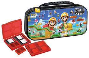 Nintendo Switch Game Traveler Deluxe Travel Case Super Mario Maker 2 für 17,66€ (Amazon ES)