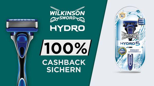 Marktguru gratis Wilkinson Hydro 5