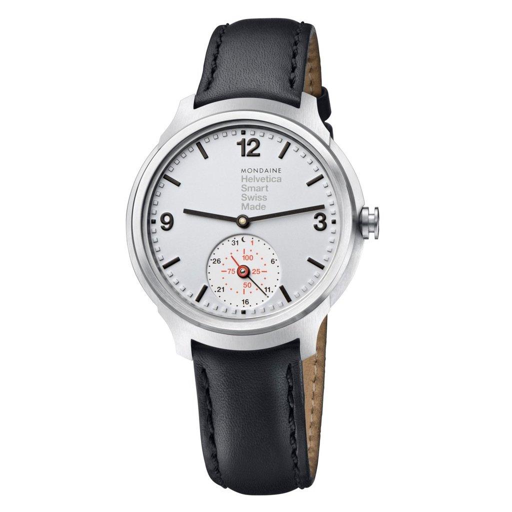 Mondaine Helvetica Smartwatch, Limited Edition, 44mm (Nischendeal für Uhren-Fans, verschiedene Modelle)